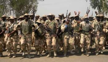Islamic State Ambush Kills 19 Nigerian Soldiers