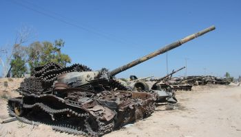 Libyan Unified Government Assumes Power With Foreign Forces Still in the Country