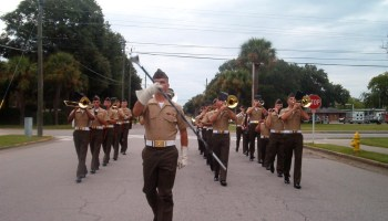 One Time at Band Camp, Marine Corps Style