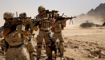 Major Changes Coming for the Navy SEALs