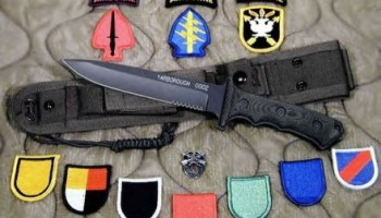The Yarborough Knife, a Tribute to the Man Who Shaped the Green Berets