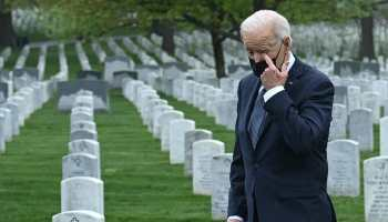 Retired Officers Question 2020 Election and Biden's Health in an Open Letter