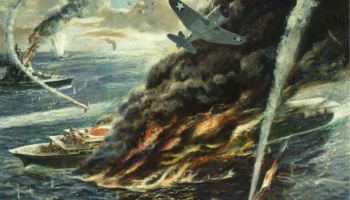 Battle of the Coral Sea: The End of Japan's Expansion