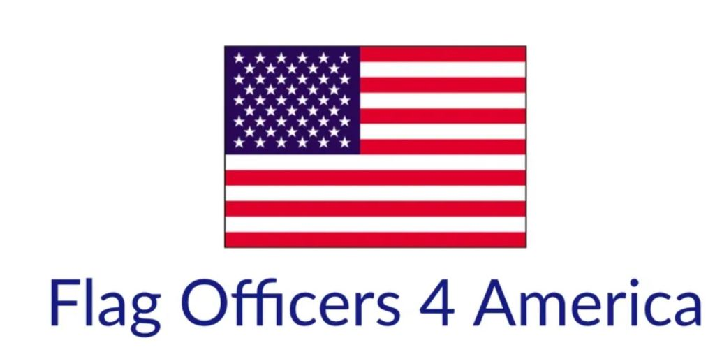 The Flag Officers 4 America is a group of retired military leaders whose stated goal is to support and defend the Constitution. It is the group that released the officers' letter.