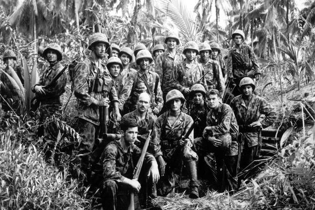 Marine Raiders WWII