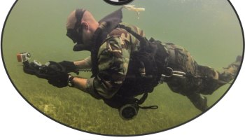 This Year's Best Combat Diver Competition Was the Toughest Yet