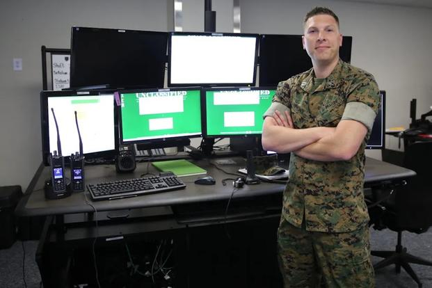 Under the POG system, this Marine is considered a POG
