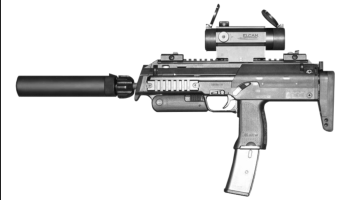 """The HK MP7 Kevlar """"Killer"""" Is a Great Self-Defense Secondary"""