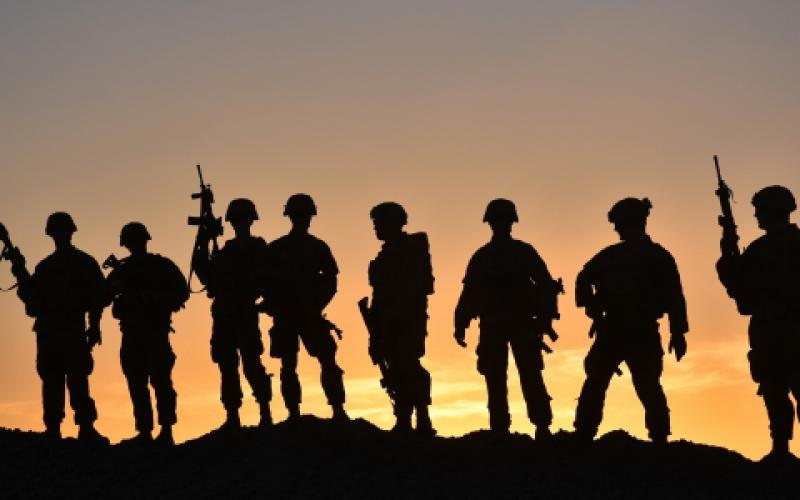 Its the Army's 246th Birthday Today!