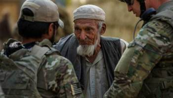 No One Left Behind: Afghan Interpreters and Families Will Be Evacuated