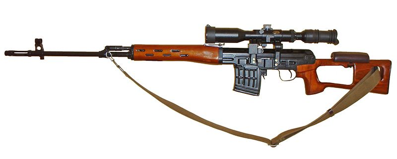The Dragunov - Don't Call It A Sniper Rifle