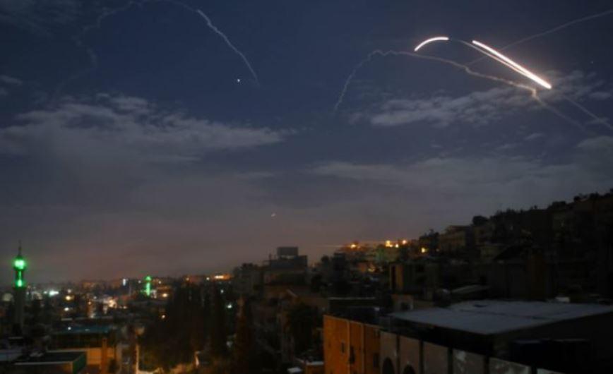 Israeli airstrike in Syria