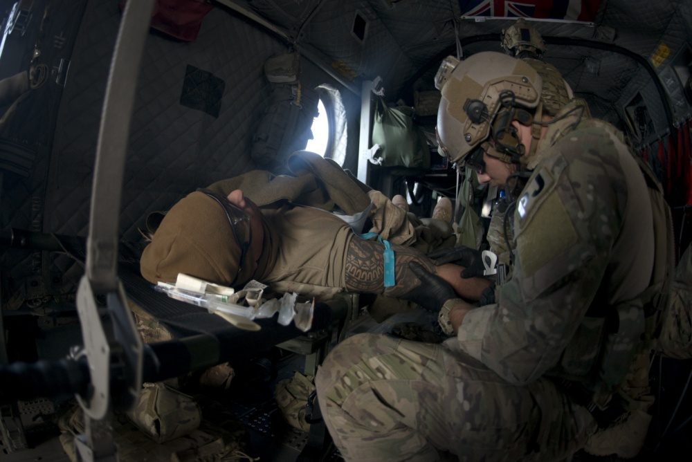 Ensuring Lives Are Saved: The Air Force Combat Rescue Officer