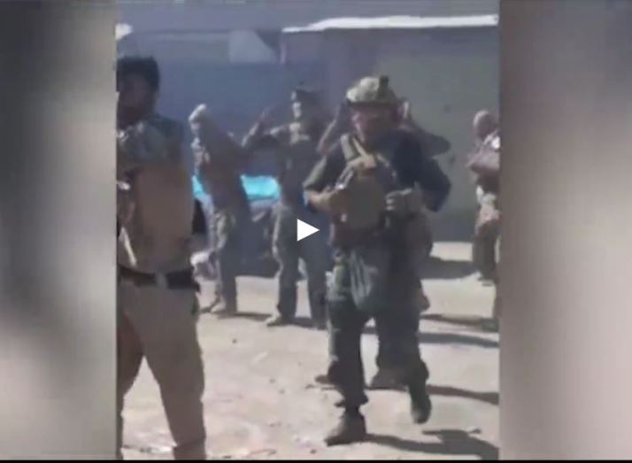 Taliban reportedly execute Afghan Special Forces on video.