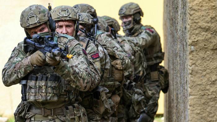 New British Ranger Regiment Will Change How the UK Military Operates