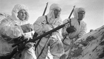 Legendary Stalingrad Sniper Vasily Zaytsev Still Teaches Russian Snipers