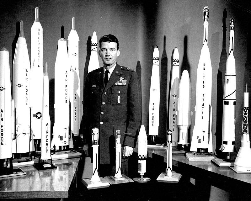 General Bernard Adolph Schriever
