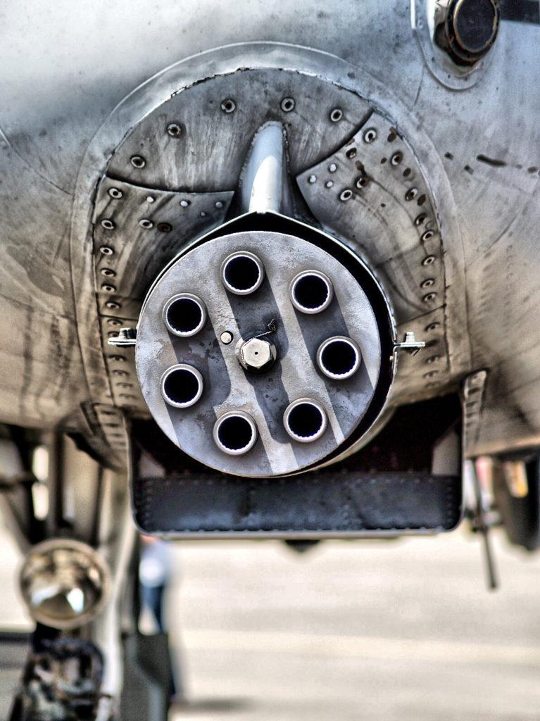 A-10 Thunderbolt II GAU-8 Avenger