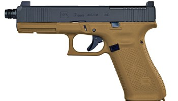 The Glock 17 Gen 5: Building On a History of Success