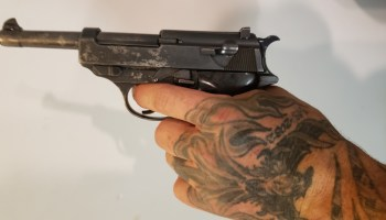 Walther P38: The Definitive WWII German Pistol