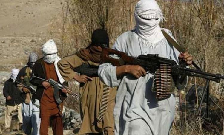 Taliban al-Qaeda fighters Afghanistan