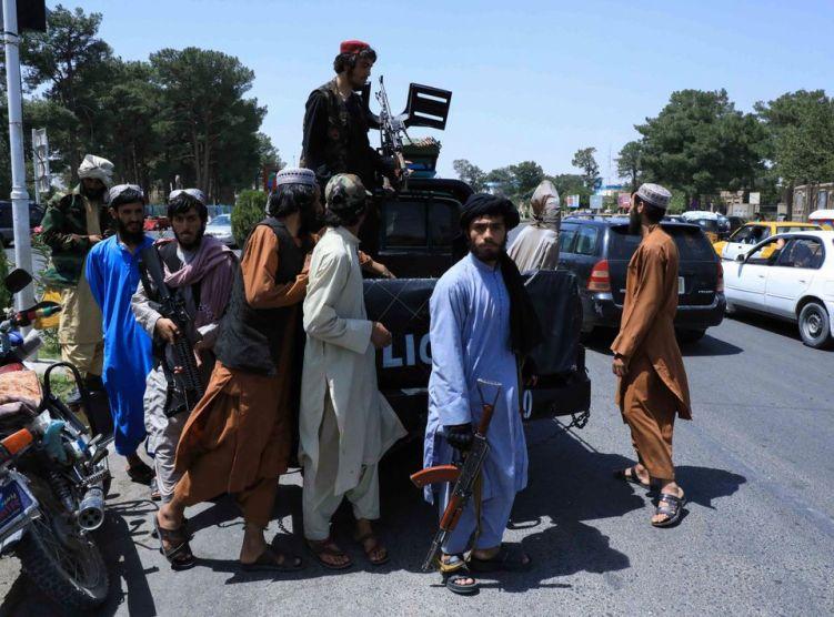 Taliban enter Herat