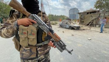 Attacks Against Kabul's Airport Continue as US Conducts Another Drone Strike