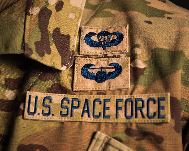 U.S. Space Force uniform
