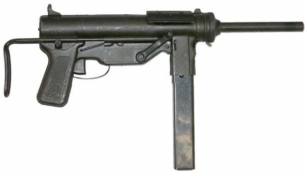 The M3 Grease gun