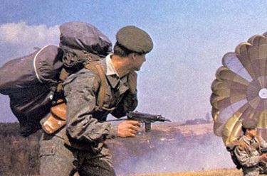 Czechoslovakia Paratroopers Skorpion