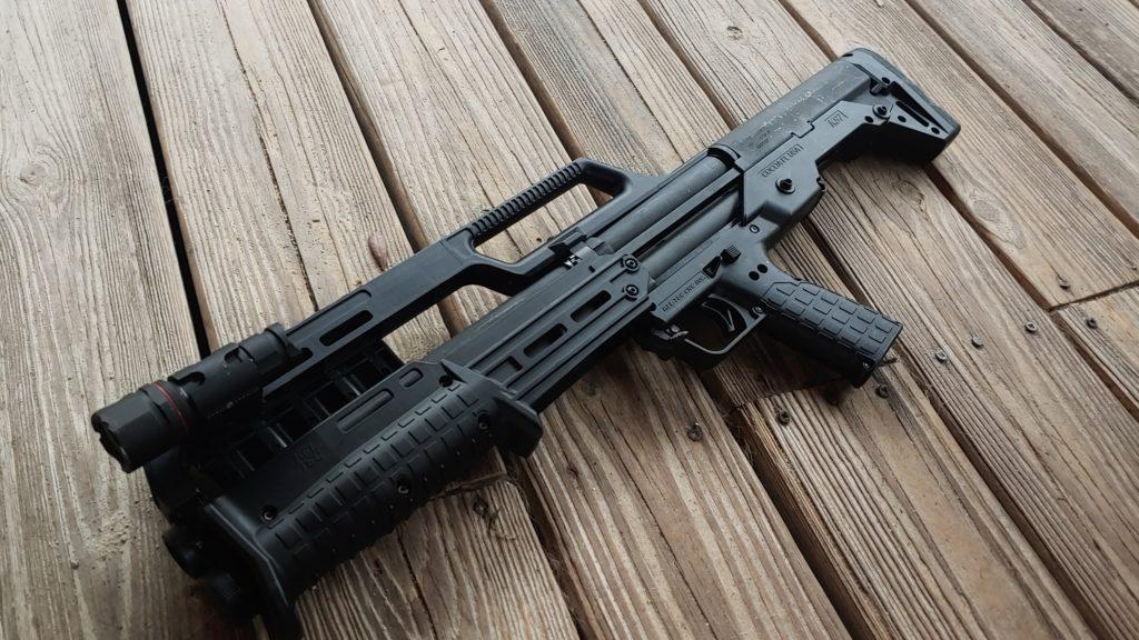 KS7 Bullup shotgun