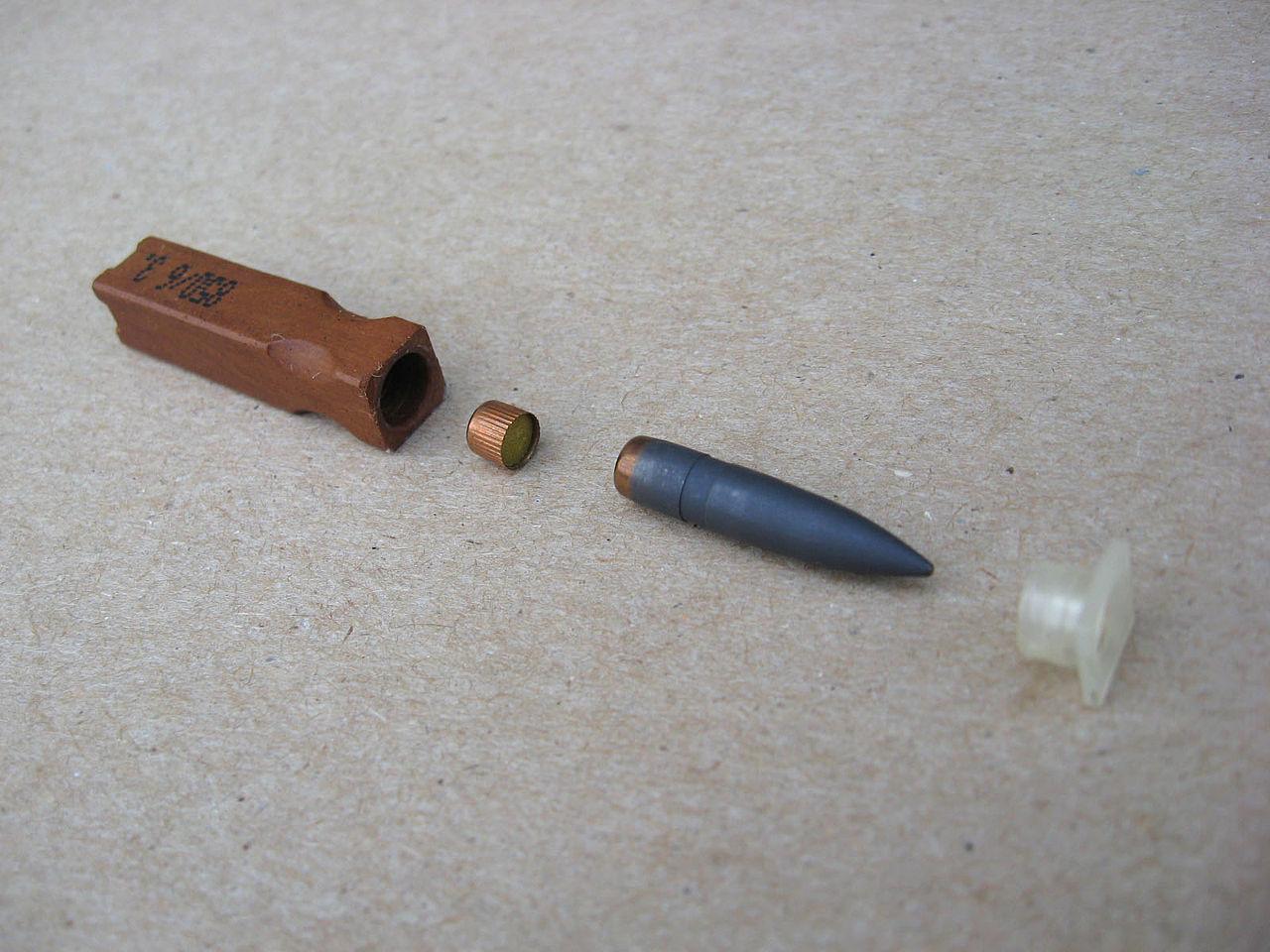 caseless G11 ammunition