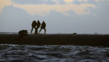 Submarine-Launched Commando Raids Are As Hard As Always, Navy SEALs Say