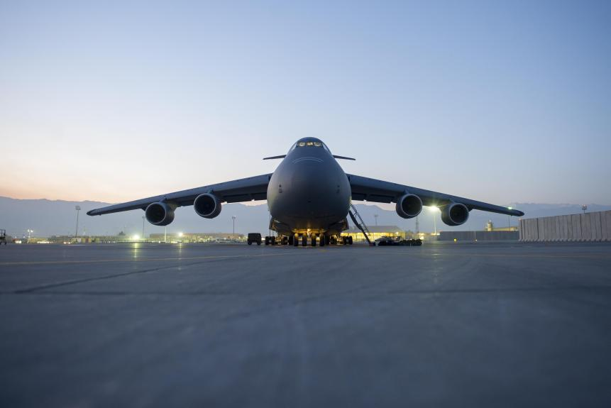 Bagram Airbase C-17