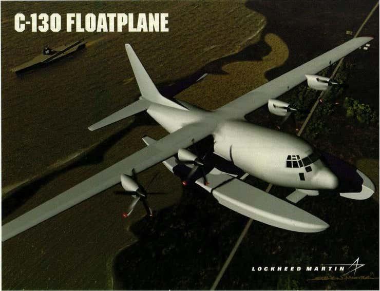 C-130 floatplane