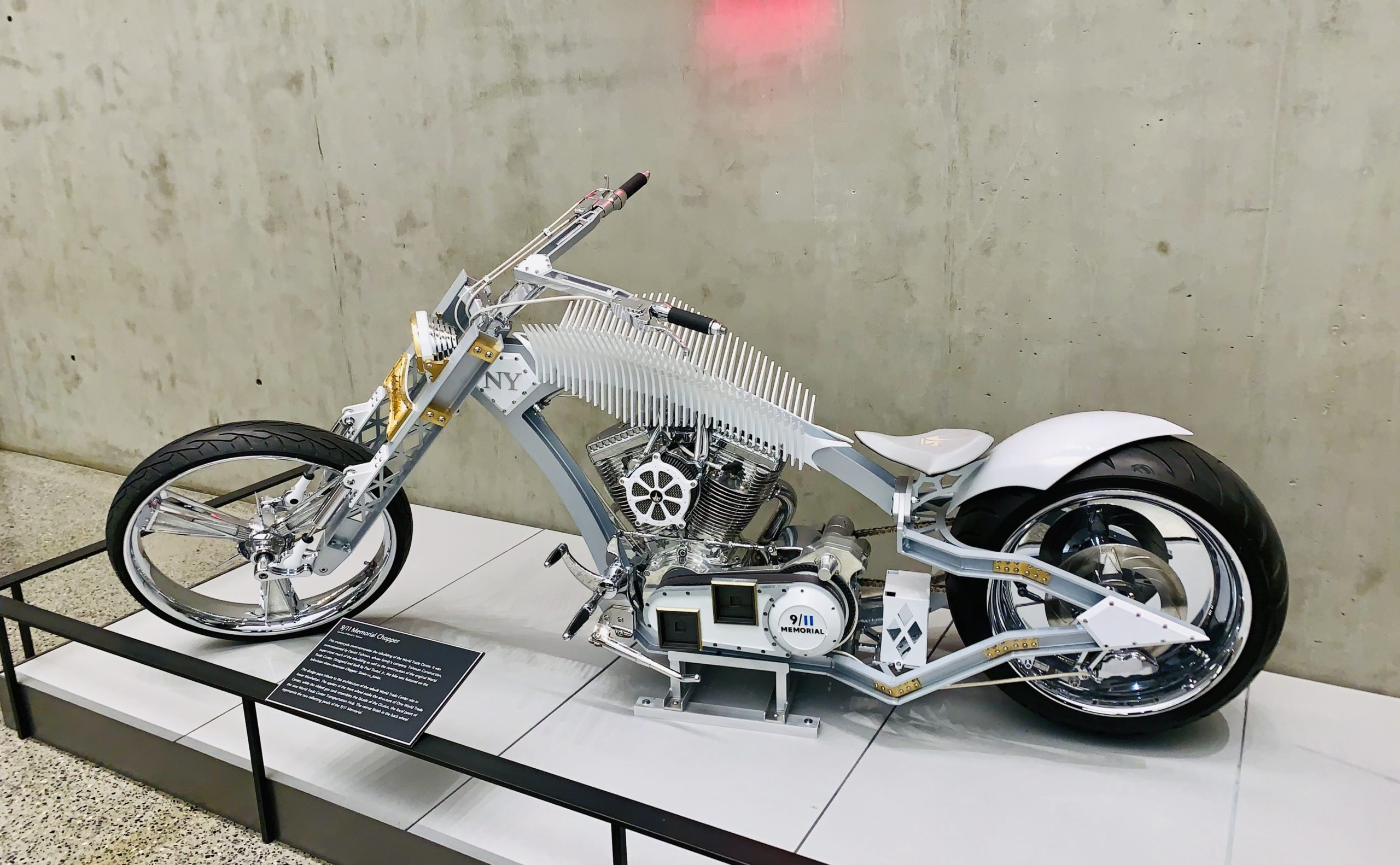 Custom OCC Chopper 9/11