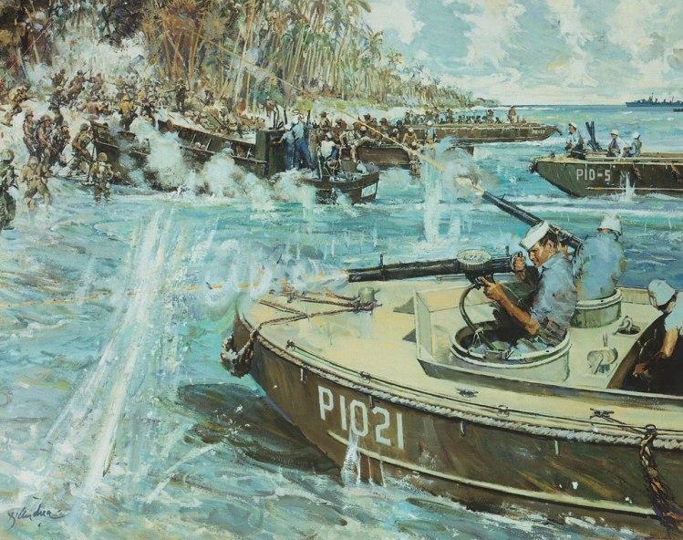 Douglas Munro Guadalcanal
