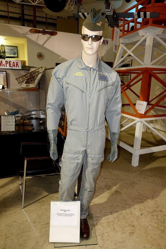 Zippersuit air force