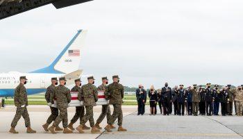 USMC LCpl Jared Schmitz Laid to Rest