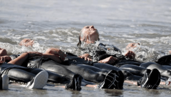 Female Navy SEAL Candidates Prepare for Hell Week