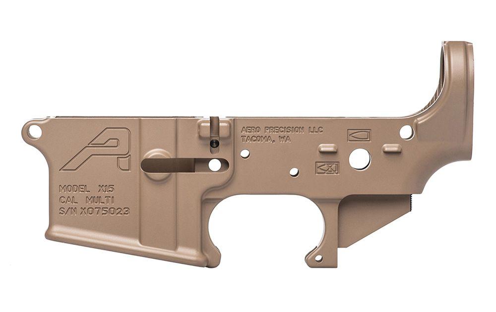 Aero Precision AR15 Stripped Lower Receiver