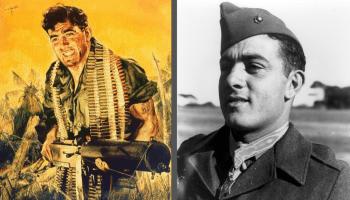 John Basilone Annihilates a Japanese Regiment in Guadalcanal
