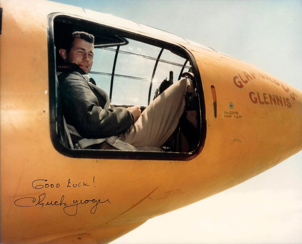 Chuck Yeager Bell X-1