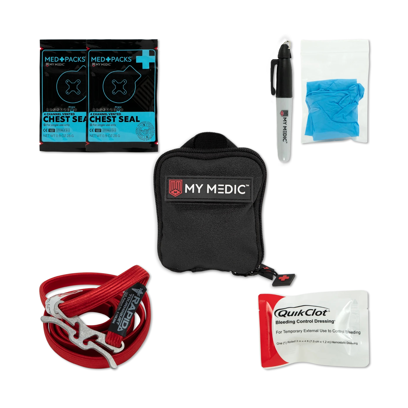 My Medic Everyday Carry first aid kit