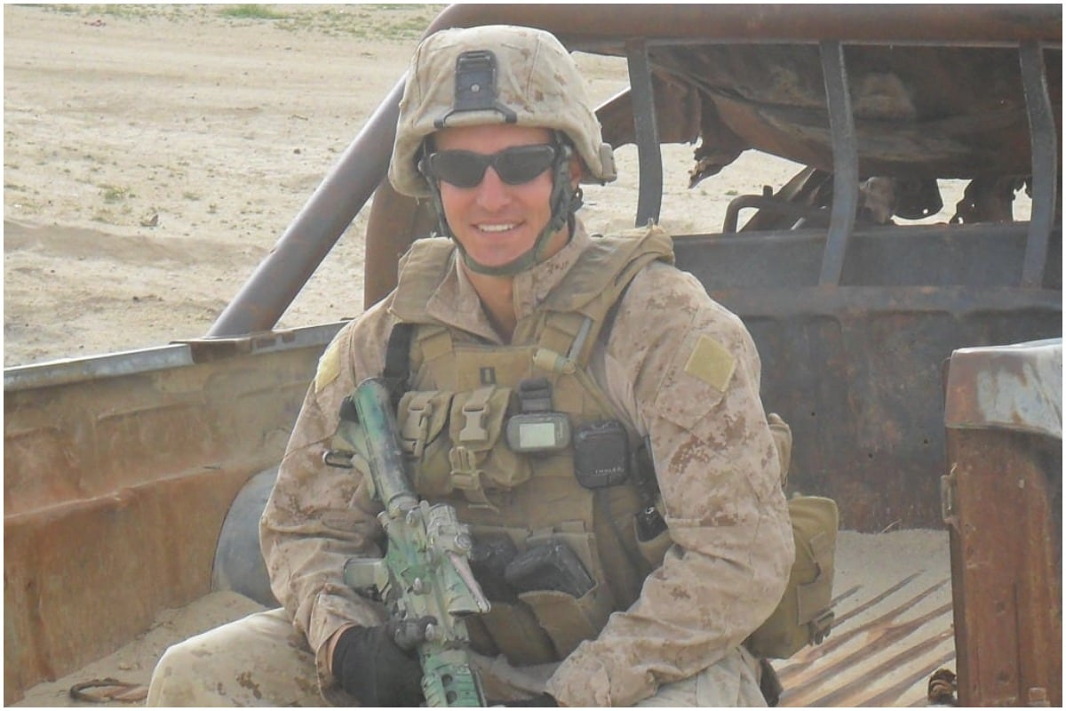 Lt. Colonel Stuart Scheller