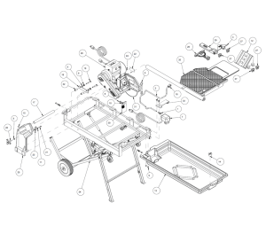 Buy MK Diamond 153243JCS (MK101 Pro24 JCS) Replacement Tool Parts | MK Diamond 153243JCS (MK