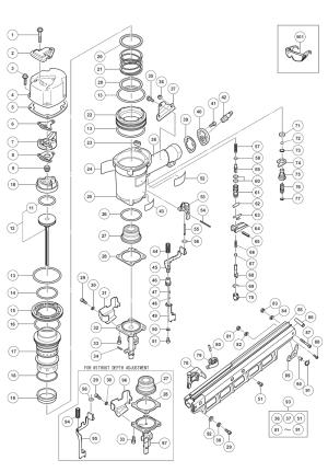 Buy Hitachi NR83A3(S) 314