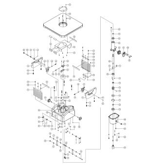 Buy Jet JOSSS(723950) Oscillating Spindle Sander