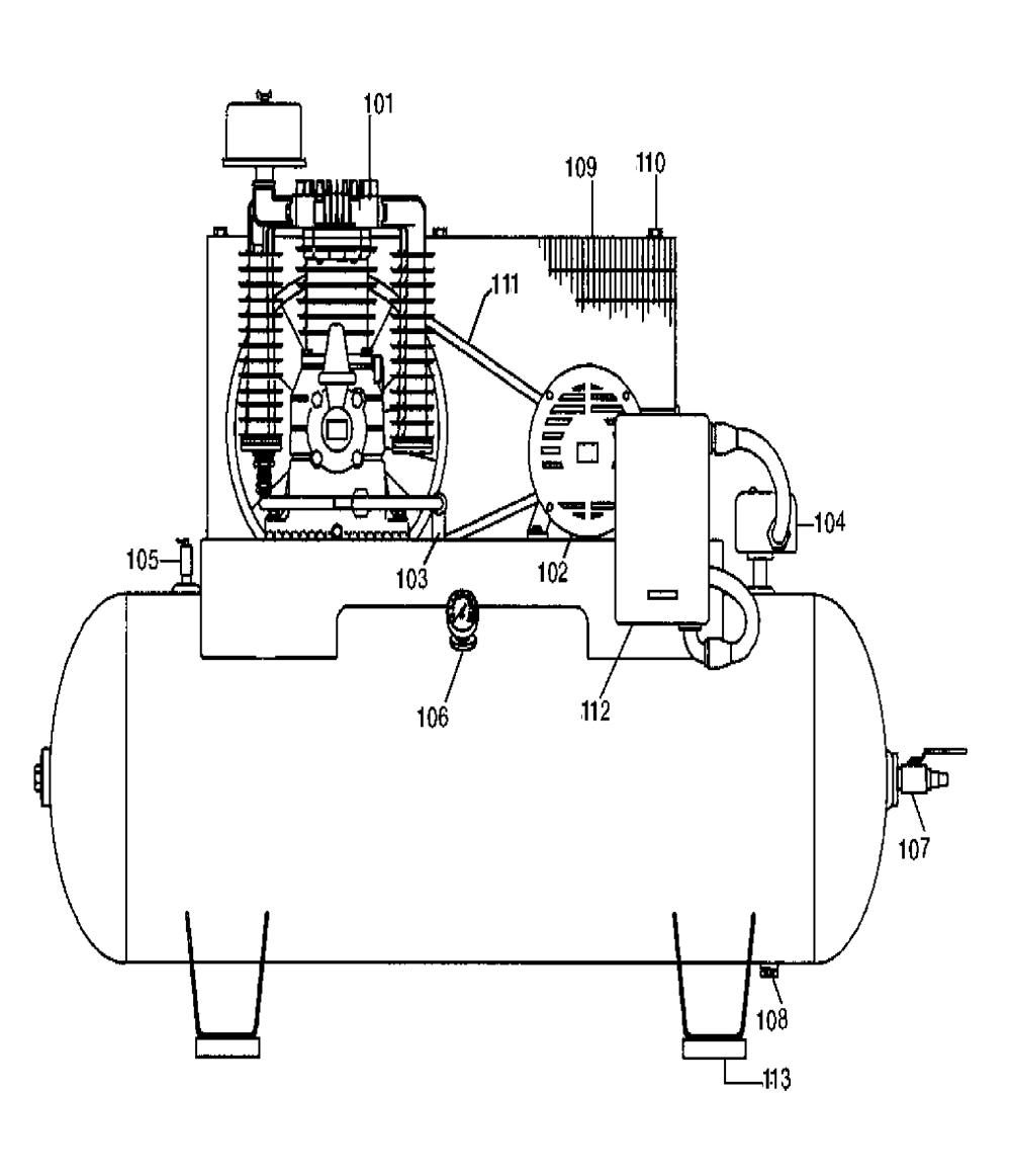 Compressor Plumbing Diagram