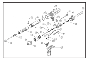 Buy Ramset Rocket Replacement Tool Parts | Ramset Rocket